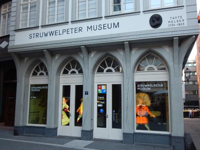 Das Struwwelpeter Museum in der Neuen Altstadt Frankfurt