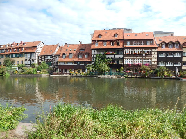 Klein Venedig in Bamberg Sehenswürdigkeiten Rundgang