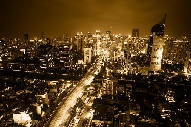 Ohne Geld in Jakarta