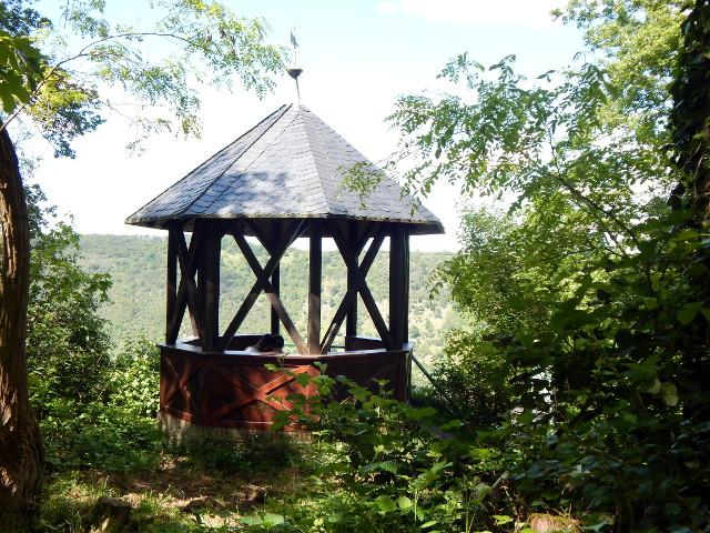 Der Thonet Tempel auf dem Eisenbolz