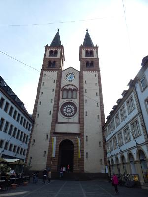 Der Würzburger Dom