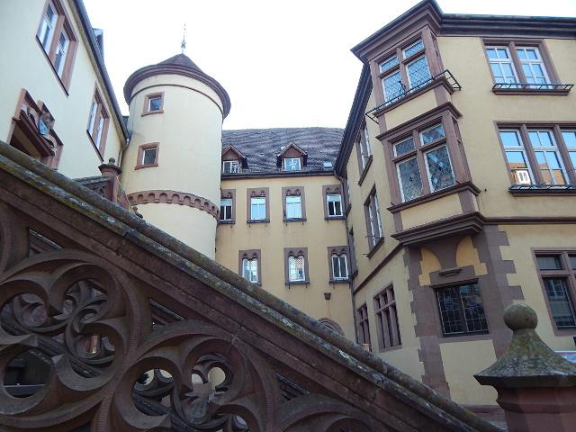 Das Grafschaftsmueum in Wertheim
