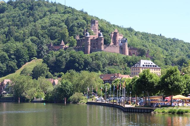 Wertheim und seine Burg