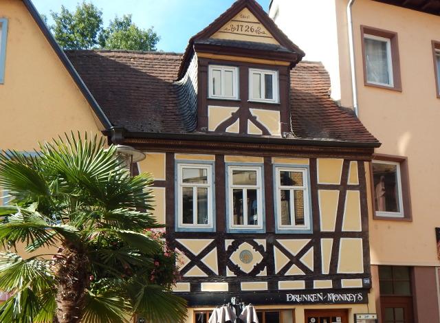 Restaurants in Aschaffenburg