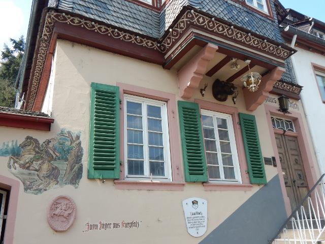 Haus Utsch - der Jäger aus Kurpfalz