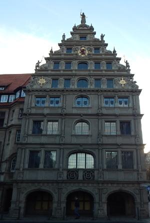 Gewandhaus in Braunschweig Sehenswürdigkeiten