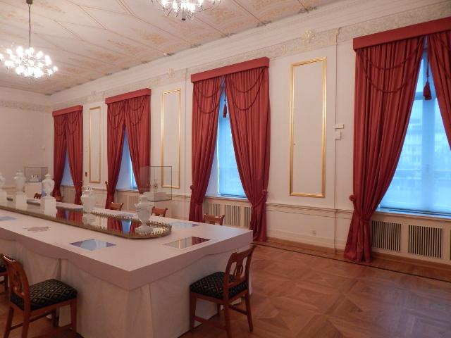 Der Ballsaal im Schloss Braunschweig