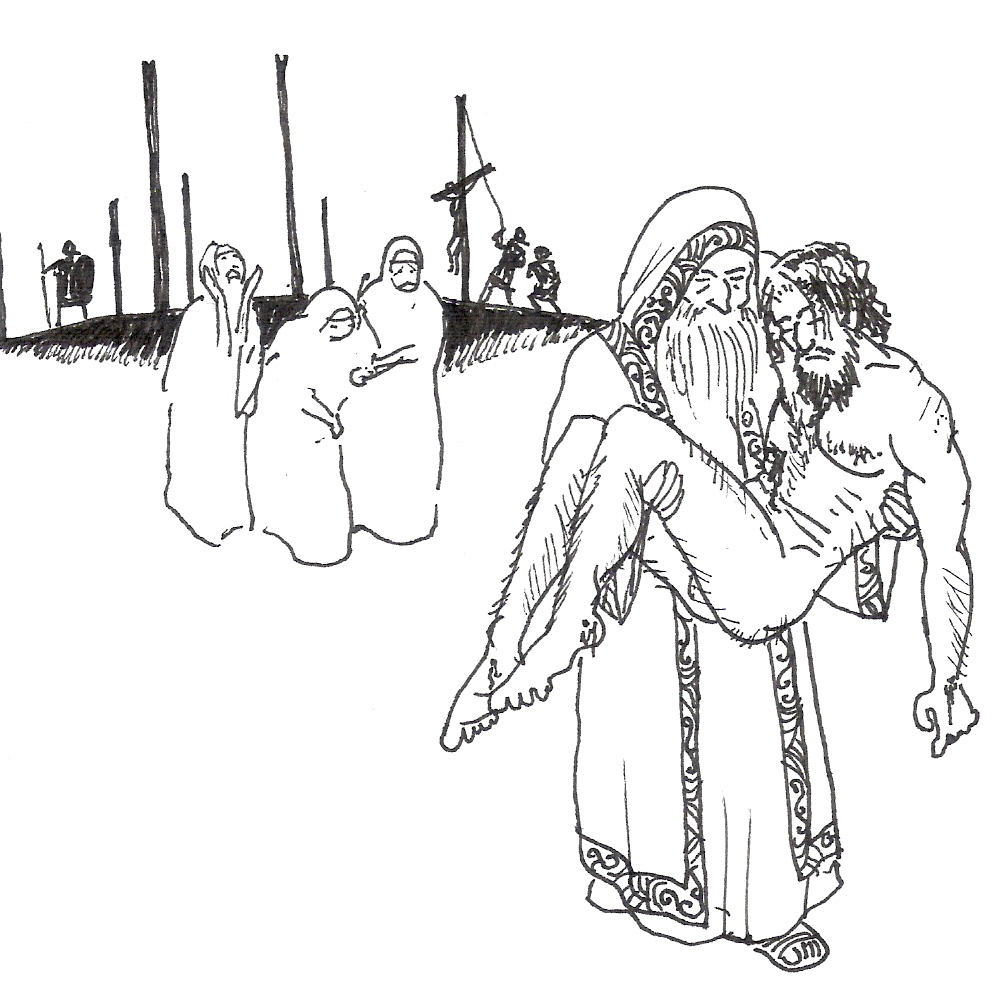 Ananias And Sapphira Coloring Page : Pursued : A True