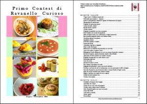 Scarica gratis i miei libri di cucina  ravanellocurioso