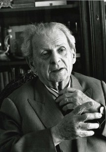 Emmanuel Levinas (photo: CC BY-SA 2.0)