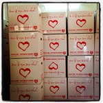 Emergency food supplies for communities in the south.