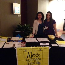 CCAR Helped Maya Rigler Reach Goal of $100,000 for Alex's Lemonade Stand