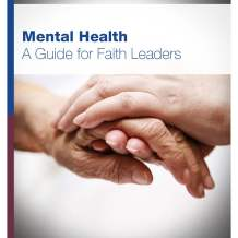 APA Mental Health Guide for Faith Leaders