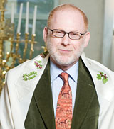 Meet the Editors of Mishkan HaNefesh: Rabbi Sheldon Marder