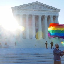 The Supreme Court Today Accepted the CCAR's Position: Title VII Bans LGBTQ Workplace Discrimination