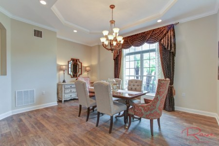 river enclave home staging
