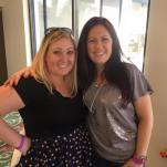 With Rae Matthews at Wicked Book Weekend 2015