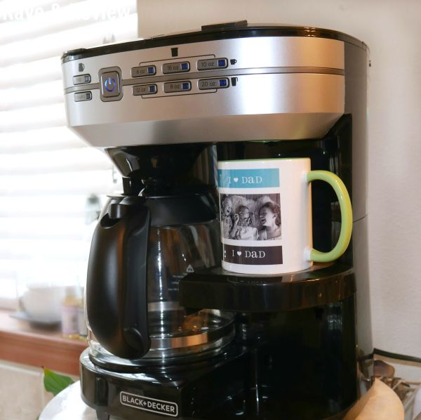 Two Coffemakers In Black Decker Caf Select Dual