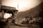 'Gateway to Tibet'. Chitkul, Himalayas.