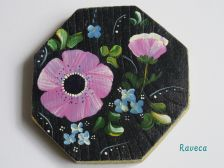 lilac anemone