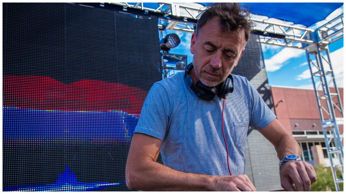 Dj Benny Benassi Seriously Injured Due To A Skiing Accident