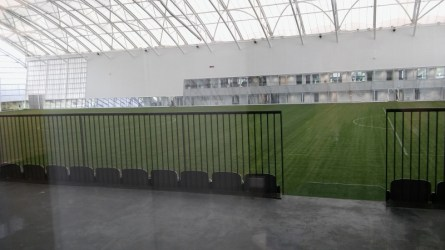 Pitch at Oriam