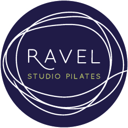 Ravel Studio Pilates Logo