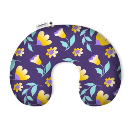 Custom Travel Pillow: Design Your Own Travel Neck Pillow