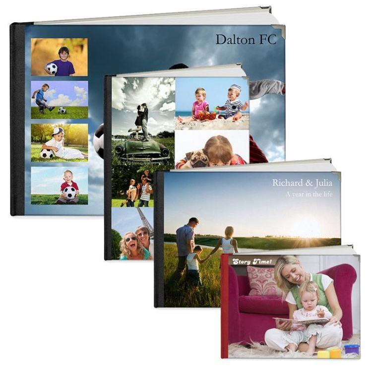luxury photo books personalised