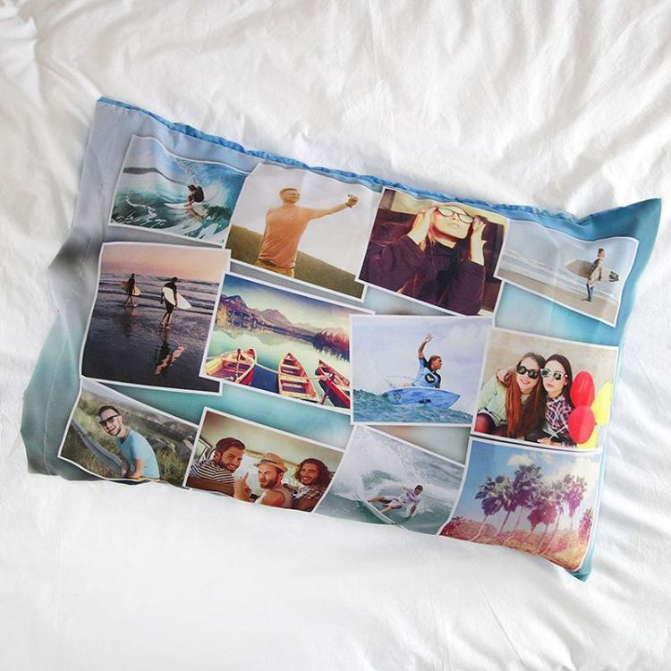 photo collage pillow case