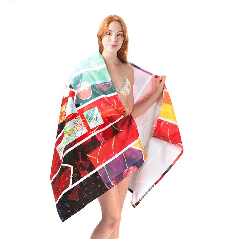 Custom Beach Towels Personalized With