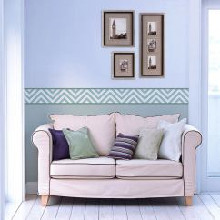 Living Room Border Design Brown And Turquoise Wallpaper Borders Custom Made Personalized Photo Wall Printed