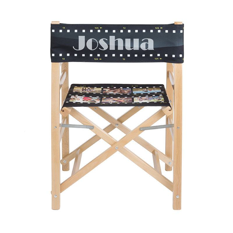 customized directors chair desk made custom chairs personalized printing director s