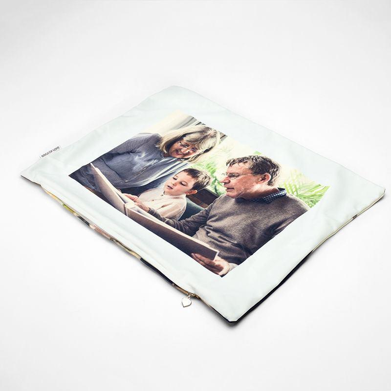Federa Cuscino Personalizzata con Foto  Garanzia 5 Anni