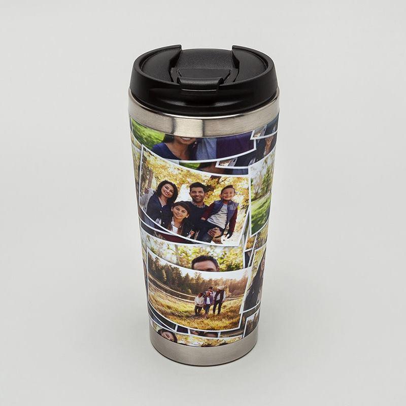 personalised travel mug photo
