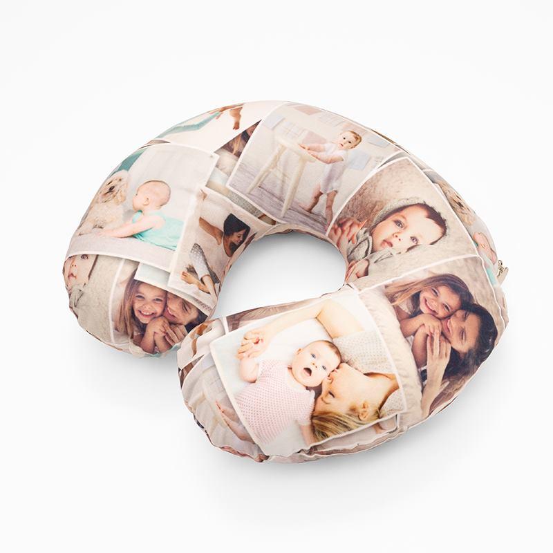 custom neck pillow printing