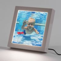 LED Picture Frame. Design Your Own LED Photo Frame. Made ...