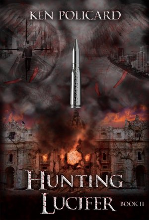 Hunting Lucifer poster