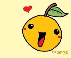 kawaii_orange_by_tetrojensen