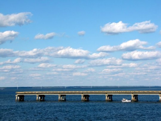 Old Fishing Bridge
