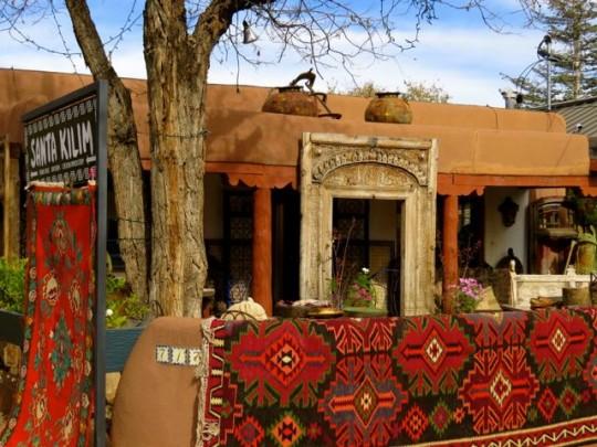 Kilim Shop On Canyon Road