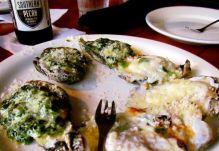 Fantastic Oysters Rockefeller