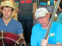 Singing A Cajun Ballad
