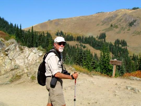 Hiking To Hurricane Ridge