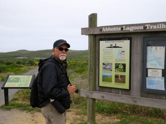 Abbotts Lagoon Trailhead