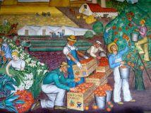 Wonderful murals created during the WPA era