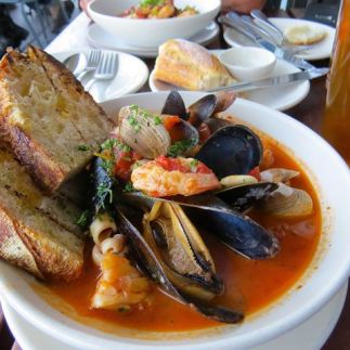 Cioppino from Hog Island Oyster Company