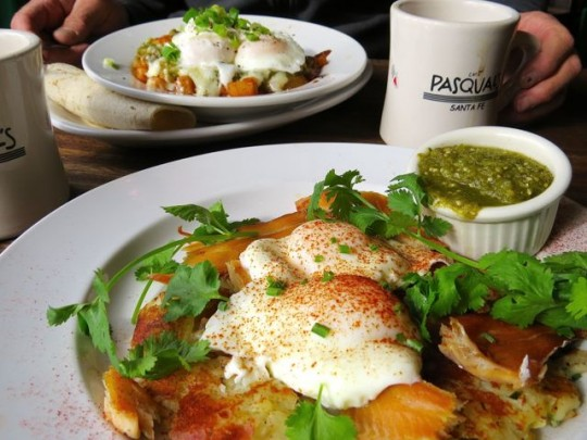Breakfast At Pasqual's