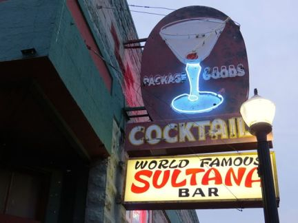 The World Famous Sultana Bar
