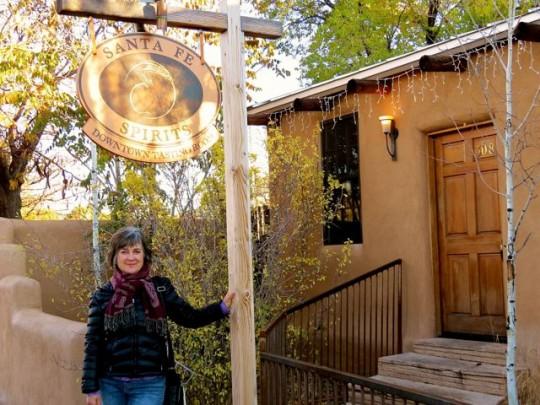 Santa Fe Spirits Tasting Room